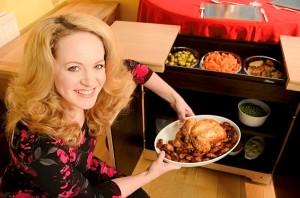 The Hostess Food Warmer Trolley Has A Family Reunionbinuns
