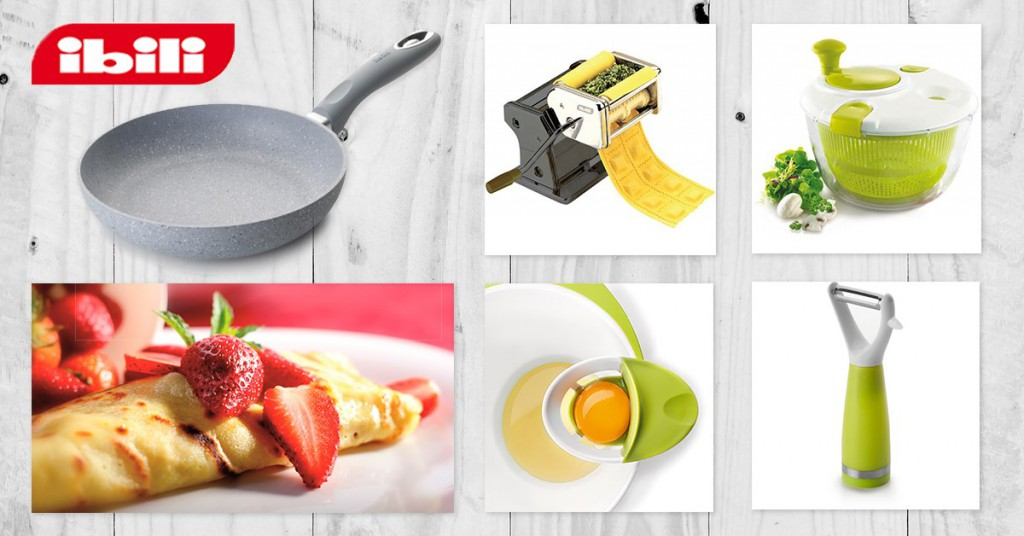 Ibili Cookware is the perfect appliance that suits any kitchen