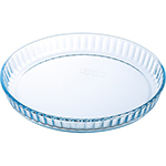Pyrex Bake & Enjoy 28cm Glass Quiche/Flan Dish Glassware