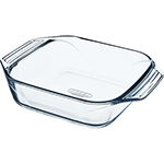 Pyrex Optimum 2.3 Litre Square Roaster Glassware