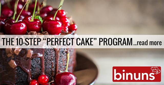 The 10-Step Perfect Cake Program